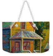 Barkerville Orphan Weekender Tote Bag