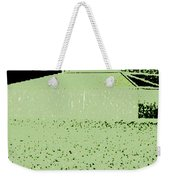 Barn Abstract Weekender Tote Bag