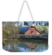 Barn And Reflections Weekender Tote Bag
