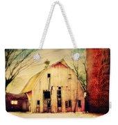 Barn For Sale Weekender Tote Bag