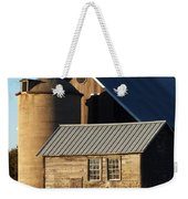 Barn At 57 And Q Weekender Tote Bag