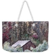 Barn At Cades Cove Weekender Tote Bag