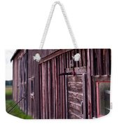 Barn Door Small Weekender Tote Bag