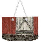 Barn Door Weekender Tote Bag
