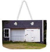 Barn Doors Weekender Tote Bag