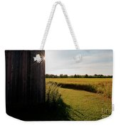 Barn Highlight Weekender Tote Bag