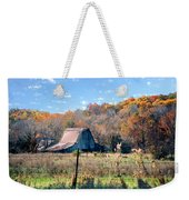 Barn In Liberty Mo Weekender Tote Bag