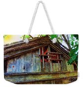 Barn In Summer Colors Weekender Tote Bag