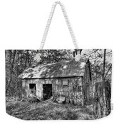 Barn In The Ozarks B Weekender Tote Bag