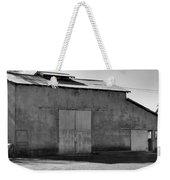 Barn On Dairy Farm Weekender Tote Bag