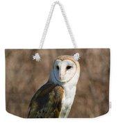 Barn Owl 2 Weekender Tote Bag