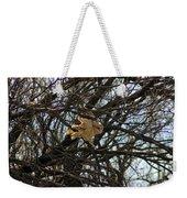 Barn Owl In A Tree Weekender Tote Bag
