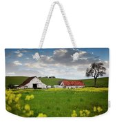 Barn Paso Robles, Ca Weekender Tote Bag