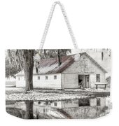 Barn Reflection Weekender Tote Bag