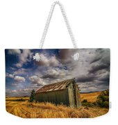 Barn Solitude Weekender Tote Bag