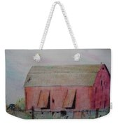 Barn The Red Weekender Tote Bag