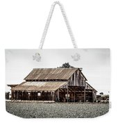 Barn With Outhouse Weekender Tote Bag