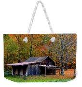 Barn Woodford Mountain Weekender Tote Bag