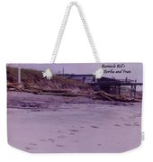 Barnacle Bill's Post Bertha And Fran Weekender Tote Bag