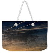 Barnegat Bay Sunset - Jersey Shore Weekender Tote Bag