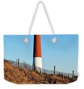 Barnegat Lighthouse Nj Weekender Tote Bag