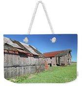 Barns Of Old Weekender Tote Bag