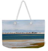 Barnstable Harbor Panorama Weekender Tote Bag