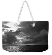 Barnstable Harbor Sky Weekender Tote Bag