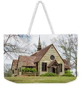 Barnwell Chapel Weekender Tote Bag