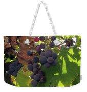 Barnyard Grapes Weekender Tote Bag
