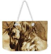 Baroque Horse Series IIi-i Weekender Tote Bag