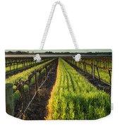 Barossa Vineyard Morning Weekender Tote Bag