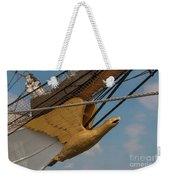 Barque Eagle Masthead Weekender Tote Bag