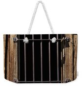 Barred Weekender Tote Bag