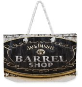 Barrel Shop Weekender Tote Bag