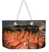 Barrels O'dab Weekender Tote Bag