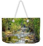 Barren Fork Creek Weekender Tote Bag