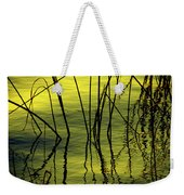 Barriers Weekender Tote Bag