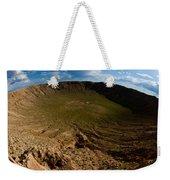 Barringer Meteor Crater #3 Weekender Tote Bag