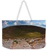 Barringer Meteor Crater #6 Weekender Tote Bag