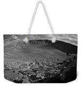 Barringer Meteor Crater #7 Weekender Tote Bag