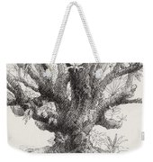 Barringtonia Tree Weekender Tote Bag