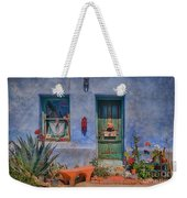 Barrio Viejo With Character Weekender Tote Bag