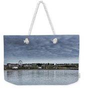 Barry Island Panorama Weekender Tote Bag