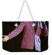 Barry Manilow-0775 Weekender Tote Bag
