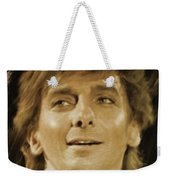Barry Manilow, Music Legend Weekender Tote Bag