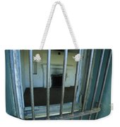 Bars And Fireplace - Fort Rucker Area Weekender Tote Bag