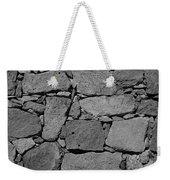 Basalt Wall Weekender Tote Bag