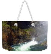 Base Of The Falls 1 Weekender Tote Bag