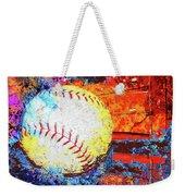 Baseball Art Version 6 Weekender Tote Bag